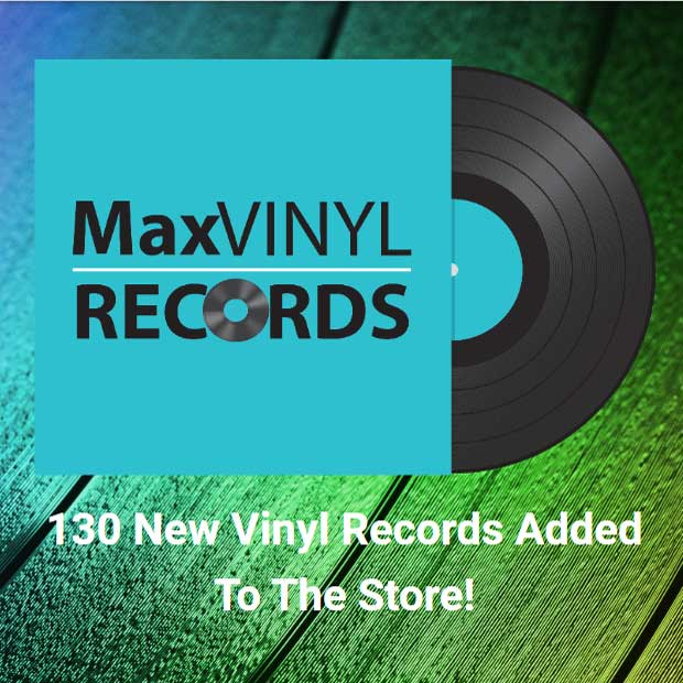 130 new vinyl records