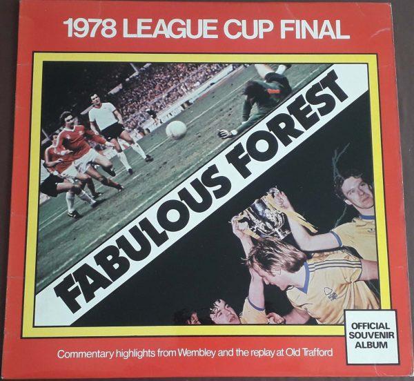 1978 league cup