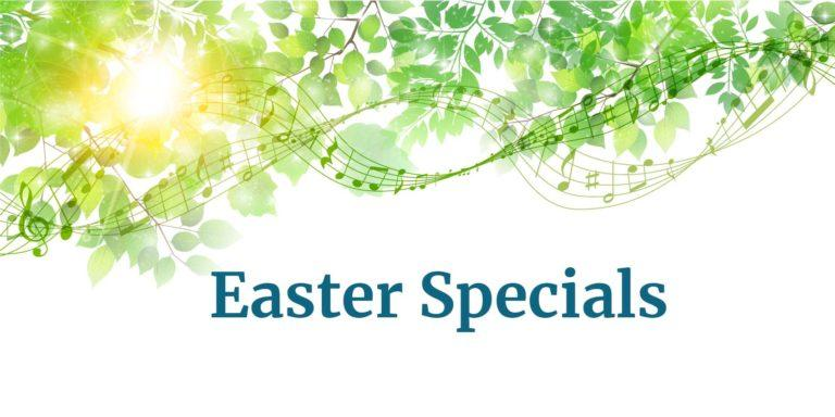 Spring music easter special