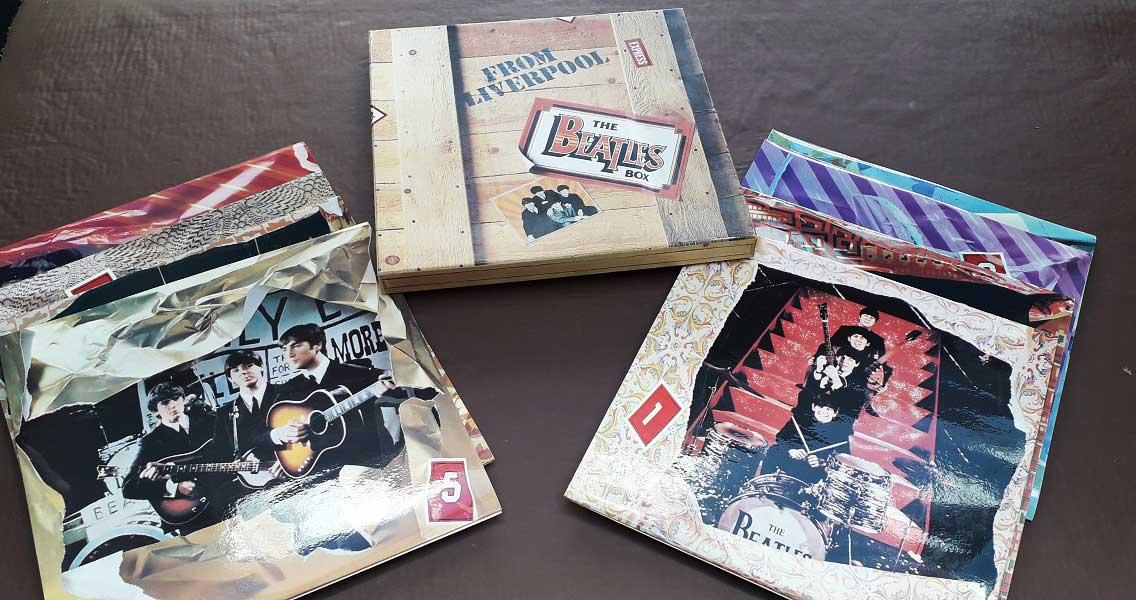 The beatles box sets 1