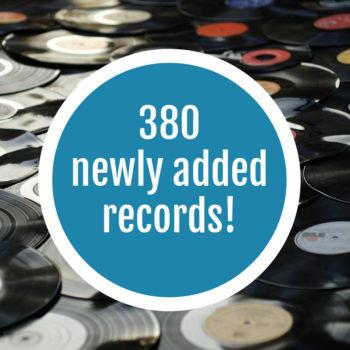 380 newly added records 1