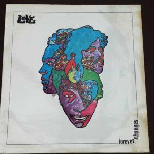 Forever changes Love web