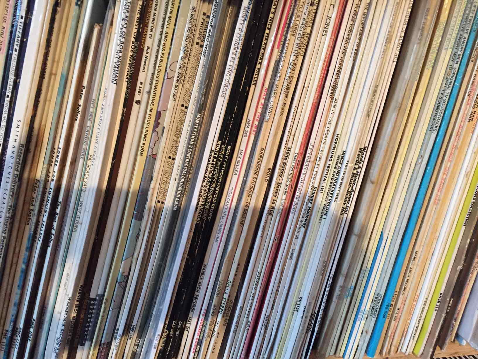Vinyl Records for Sale UK